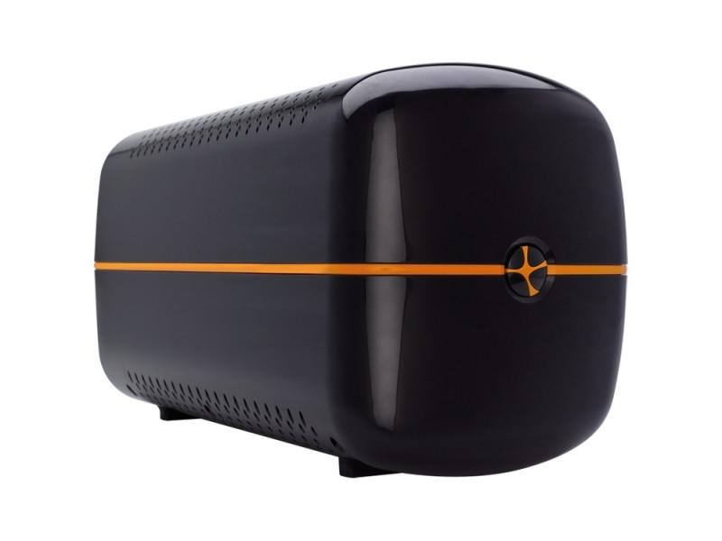 ИБП Tuncmatik/Digitech Pro Black/Line interactiv/Smart, 2 schuko, LCD/650 VА/360 W