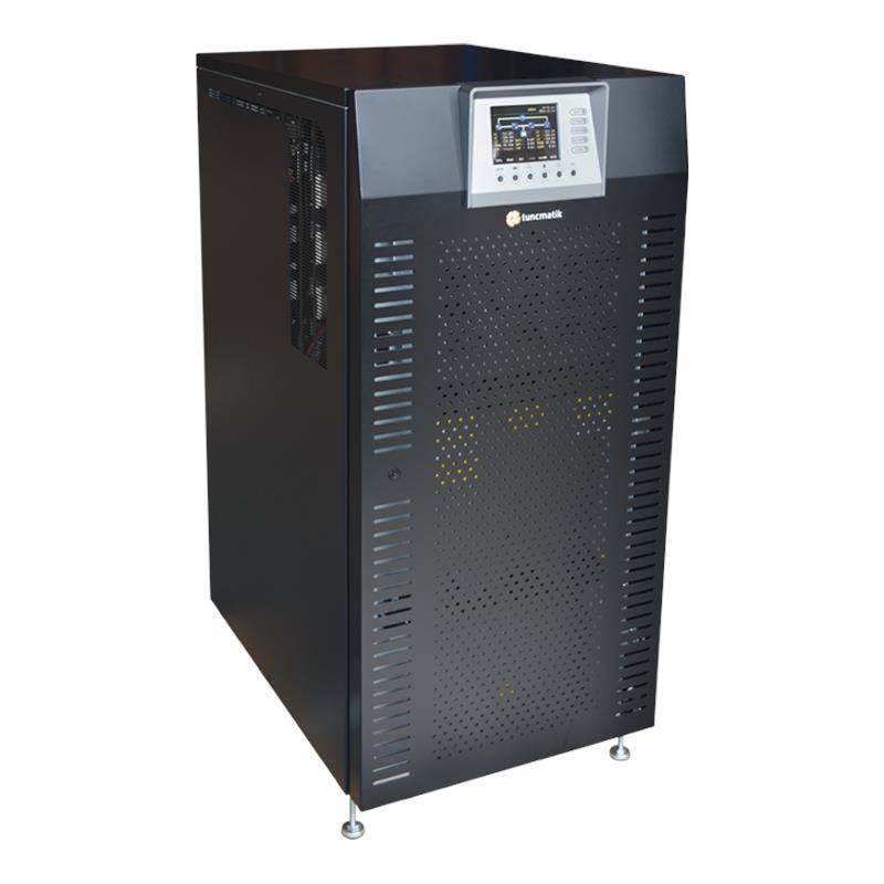 ИБП Tuncmatik Hi-Tech Pro II X9/On-Line/3/3 Phase/80 000 VA/64 000 W/without battery (TSK5557/w/o/batt)