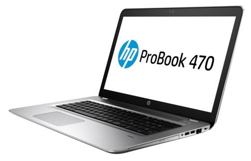 Ноутбук HP ProBook 470 G4 i7-7500U 15.6 8GB/256+1T DVDRW GeForce Camera (Care Case)