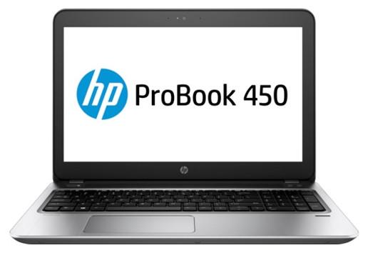 Ноутбук HP ProBook 450 G4 i7-7500U 15.6 8GB/128+1T DVDRW GeForce Camera