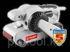 Машина ленточная шлифовальная, ЗУБР, лента 76x533 мм, скорость ленты 360 м/мин, 950 Вт