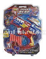 Бластер с поролоновыми пулями Человек-Паук (Spider-Man) SB286