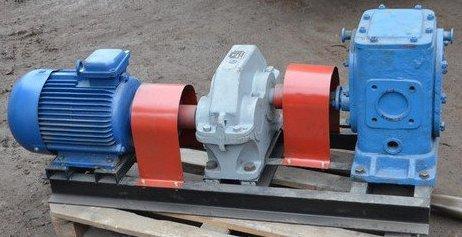 Насосный агрегат для перекачки битума ДС-134