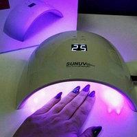 Открытая LED лампа для полимеризации гель-лака, фото 1