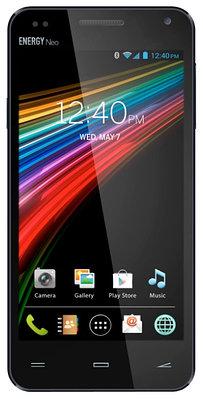 """Смартфон Energy Sistem PHONE NEO / A 4,5"""" черный"""