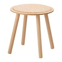 Придиванный столик/табурет ИКЕА ПС 2017 бук  ИКЕА, IKEA, фото 1