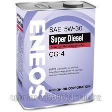 Моторное масло ENEOS SUPER DIESEL 5w30 4 литра