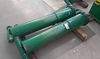 Гидродомкрат двухплунжерный телескопический ГДТ2-4,7 удлиненные для автомобилеразгрузчиков У-АРГ, ГУАР-30, , фото 1