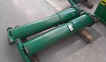 Гидроцилиндр для боковой платформы автомобилеразгрузчика без станины, роликов, цепи) для  автомобилеразгруз