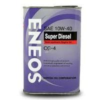 Моторное масло ENEOS SUPER DIESEL 10w40 1 литр