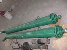 Модернизированный узел упора колес для реконструкции автомобилеразгрузчика ГУАР-30 (в сборе 3шт.)