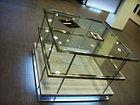 Каркасы для столов со стеклом из нержавейки, фото 2