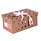"""Мягкая игрушка """"Кошечка Лили в розовом платье с серой сумочкой"""", фото 3"""