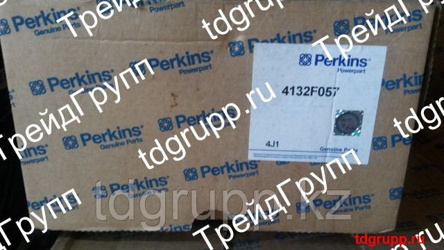 4132F057 Масляный насос Perkins