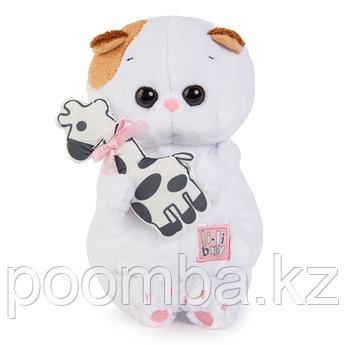 """Мягкая игрушка """"Кошечка Лили Baby с жирафиком"""""""