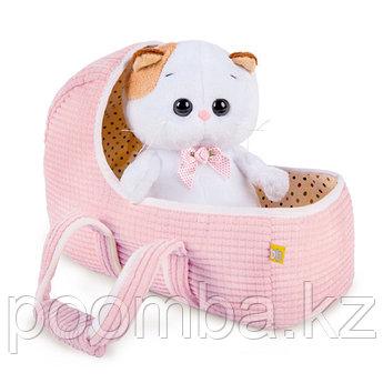 Мягкая игрушка Кошечка Ли-Ли Baby в люльке