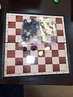 Магнитные шахматы (26 см х 26 см), фото 1