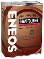 Моторное масло ENEOS GRAN TOURING 5w40 4 литра