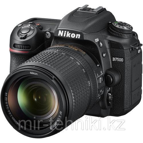 Фотоаппарат Nikon D7500 kit AF-S DX NIKKOR 18-140mm f/3.5-5.6G ED VR II