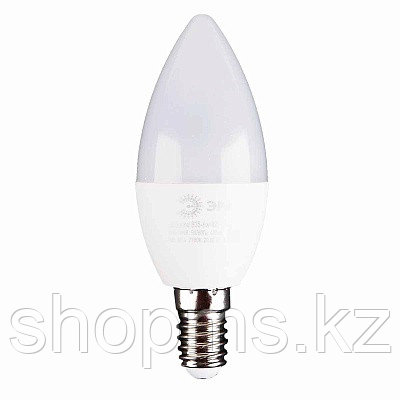 Лампа св/диод ЭРА LEDsmdB35-6w-827-E14 ECO, фото 2