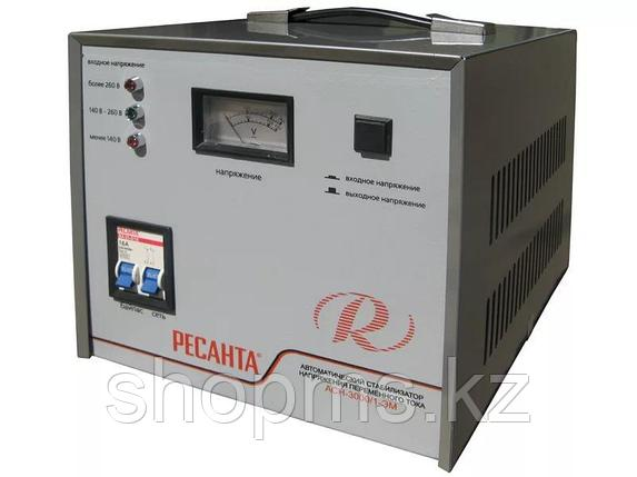 Стабилизатор Ресанта АСН-3000/1-ЭМ, фото 2