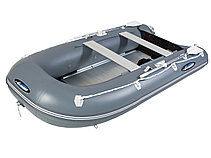 Моторная лодка ПВХ GLADIATOR B 370 AL с алюминиевым полом, фото 3