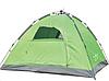 """Палатка 4 местная """"Shengyuan"""" (SY-A09), зеленая"""
