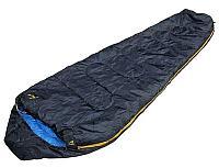 Спальный мешок BEST CAMP Мод. WILLIWA (210х75/50см)(0,65кГ)(-1/+14ºС)(синий) R89155