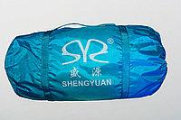 "Палатка 2 местная ""Shengyuan"", (SY-0007), синяя"