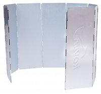 Ветрозащита для газовых плиток KOVEA (вес-150г)(650х240мм) R 43082