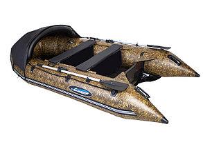 Моторная лодка ПВХ GLADIATOR E 350 CAMO Air с НДНД