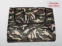 Плед для пикника, камуфляж, 150*180 см, фото 1
