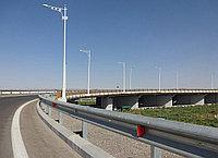 Мостовое ограждение 11МО-1,5-400 кДж У6, фото 1