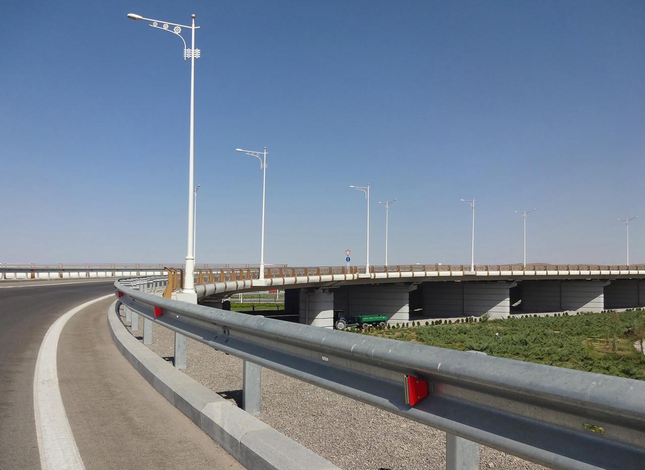 Мостовое ограждение 11МО-1,5-500 кДж У8