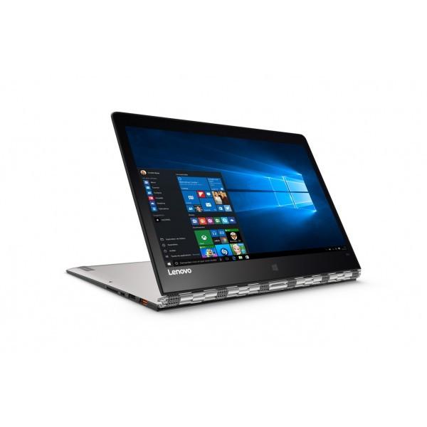 "Ноутбук Lenovo IdeaPad Yoga 910 Gun Metal (13.9"" FHD MT, Intel Core i5 7200U, 8GB DDR3, 512GB, UMA, Win 10)"
