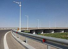 Мостовое ограждение 11МО-2,5-130 кДж У1