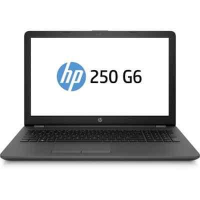 Ноутбук HP 250 G6 i5-7200U 15.6 4GB/500 DVDRW Camera (Care Case) (Sea)