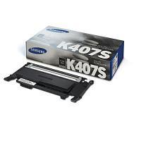 Лазерный картридж Samsung K407S (Оригинальный, Черный - Black) CLT-K407S