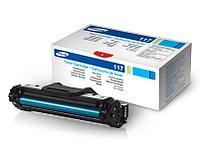 Лазерный картридж Samsung 117 (Оригинальный, Черный - Black) MLT-D117S