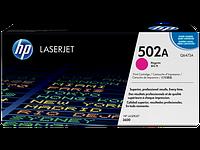 Лазерный картридж HP 502A (Оригинальный, Пурпурный - Magenta) Q6473A