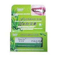 """Зубной отбеливающий порошок """"Oumile"""" (эффективная защита)"""