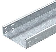Кабельный листовой лоток перфорированный 110x100x3050 мм MKSM 110 FS