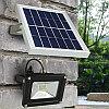 Прожектор с солнечной батареей, 10 Вт