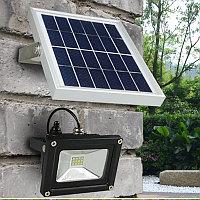 Прожектор с солнечной батареей, 10 Вт, фото 1