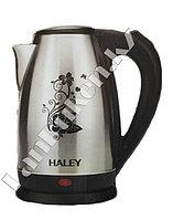 Электрический чайник HALEY (металлический)