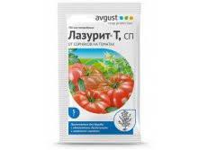 Лазурит Т 5 гр. (от сорняках на томатах) Avgust