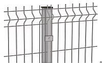 Ограждение 3/4 мм, высота панели - 2030 мм