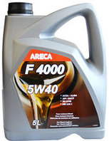 Моторное масло ARECA F4000 5w40 5 литров