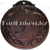 Медаль рельефная за третье место (бронза)
