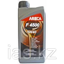 Моторное масло ARECA F4500 5w40 1 литр